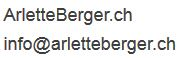 ArletteBerger - Email